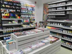 CRAFT STORES IN GERMANY