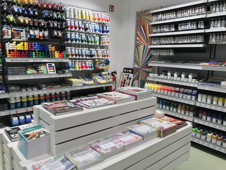 המלצות לחנויות היצירה הכי שוות בגרמניה