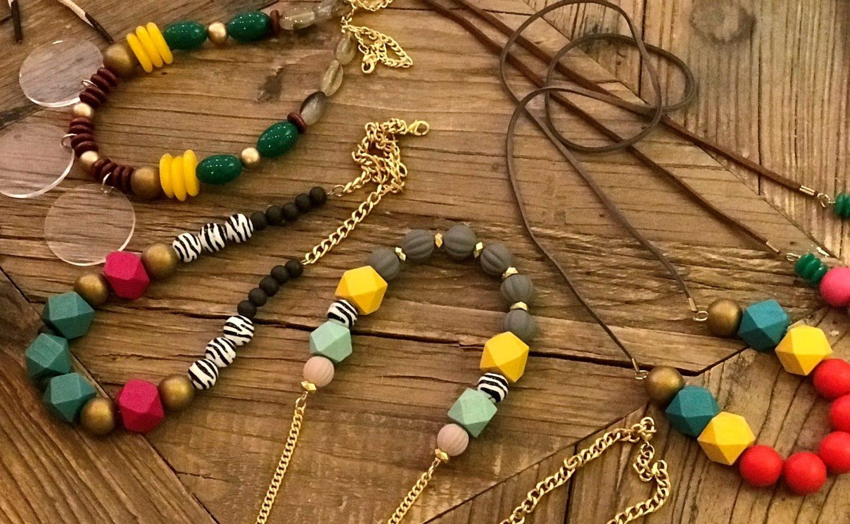 נשים יוצרות יזמיות: סדנאות התכשיטים הנודדות של נועה